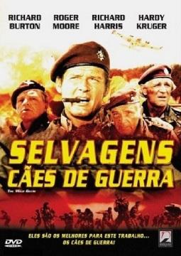 Selvagens Cães de Guerra (1978)
